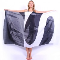 Swami's Wave Sarong/Scarf