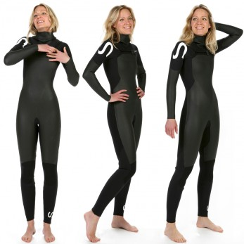 Bespoke 4/3 W's wetsuit