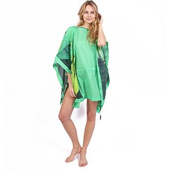 Beach Kimono Vert Feather