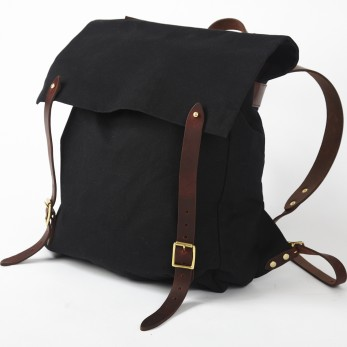 Surfari Rucksack Black
