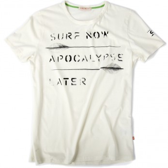 Surf Now Apocalypse Later T